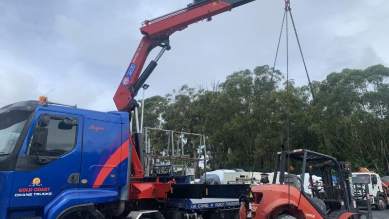 Forklift Truck Hire Services – Aiding You to Reduce Business Costs